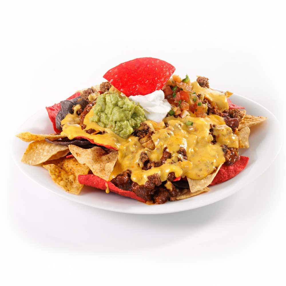 Nachos (Chicken, Beef, Chili)